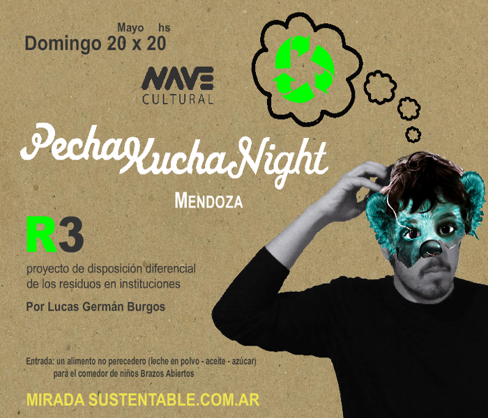 Flyer Pecha Kucha Night